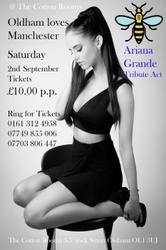 Ariana Grande - Tribute Act