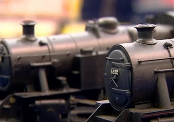 Oldham model train collection fetches £231k at auction